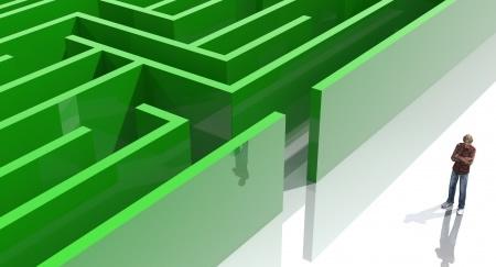 Marketing Maze